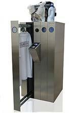 Máquina para lavar, secar y planchar. Todo en uno