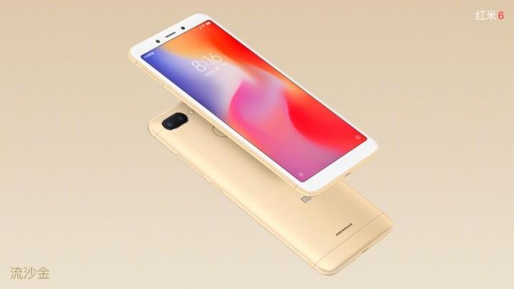 971f90517d4 Xiaomi Redmi 6 y Redmi 6A: ficha técnica de características y precio