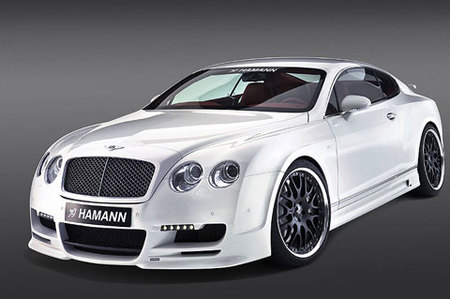 Hamann Bentley Continental GT Speed, otro Stormtrooper con ruedas