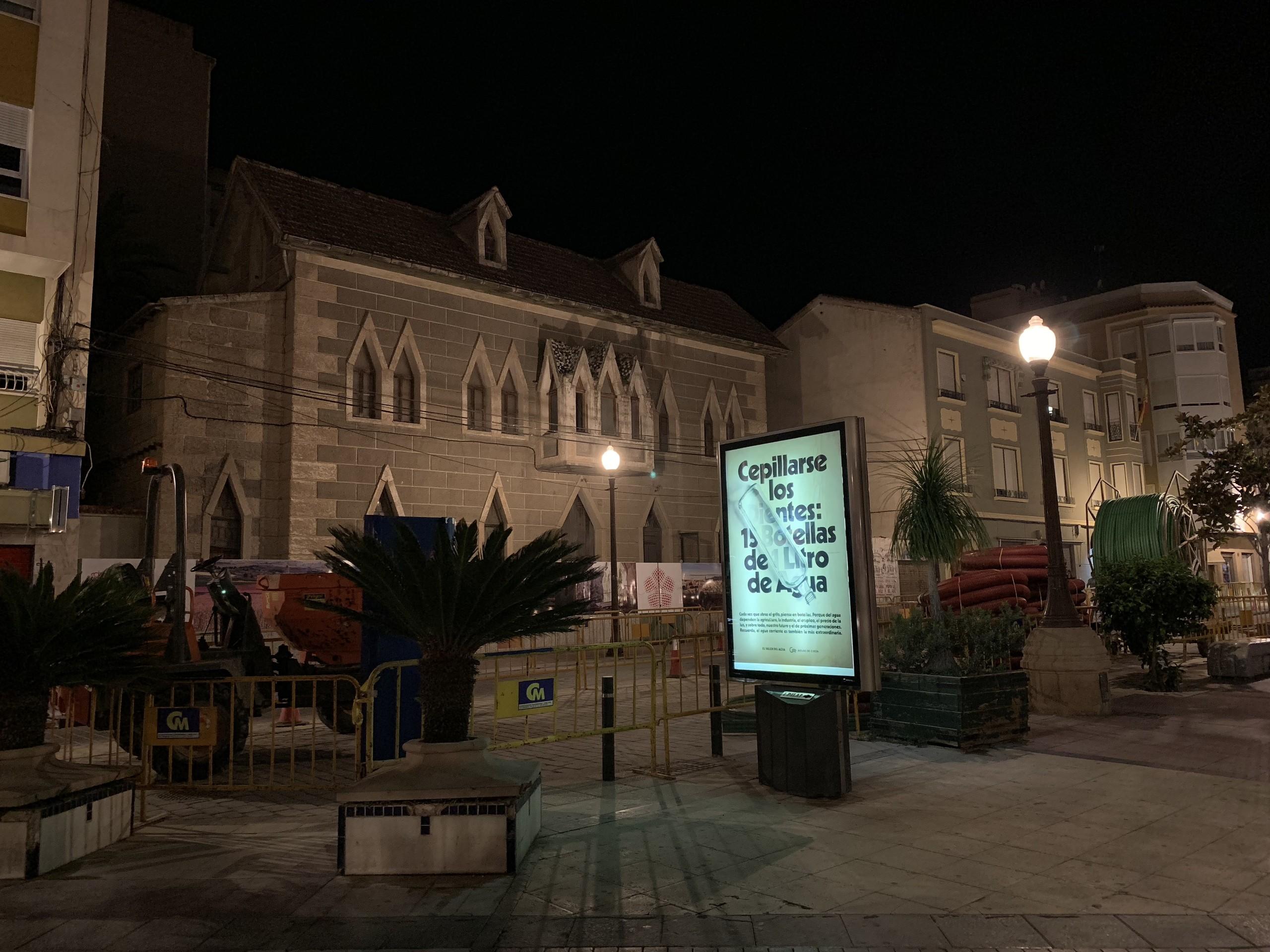 Foto de iPhone XS Max de noche (7/17)