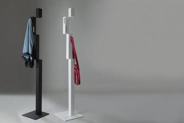 Pixel, el perchero que dará un toque de arte moderno a tus espacios