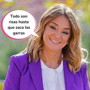 Toñi Moreno muestra las (dolorosas) consecuencias de no haberle cortado las uñas a su hija