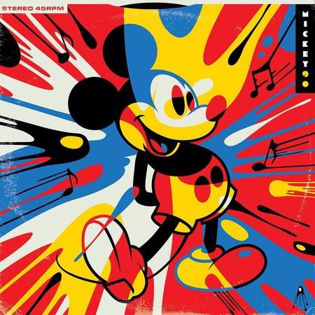 Esta exposición de Mickey Mouse en Nueva York nos hace volver a la infancia