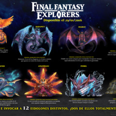 Foto 1 de 14 de la galería infografia-y-screenshots-ff-explorers en Vida Extra