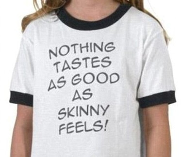 No mola nada que Kate Moss vaya diciendo lo bien que se siente estando delgada