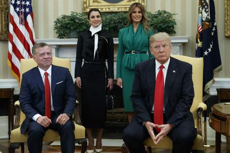 Melania Trump Verde