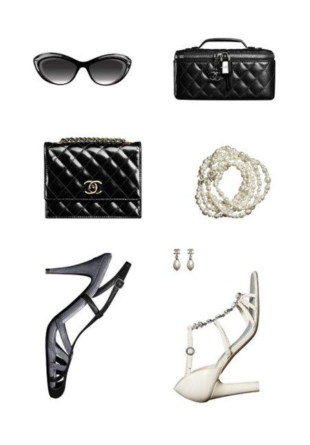 Navidad de Chanel Nochevieja colección