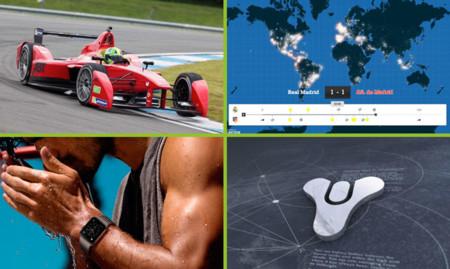 Pagos con el móvil y coches eléctricos con un toque de manzana: Los domingos son para leer tecnología