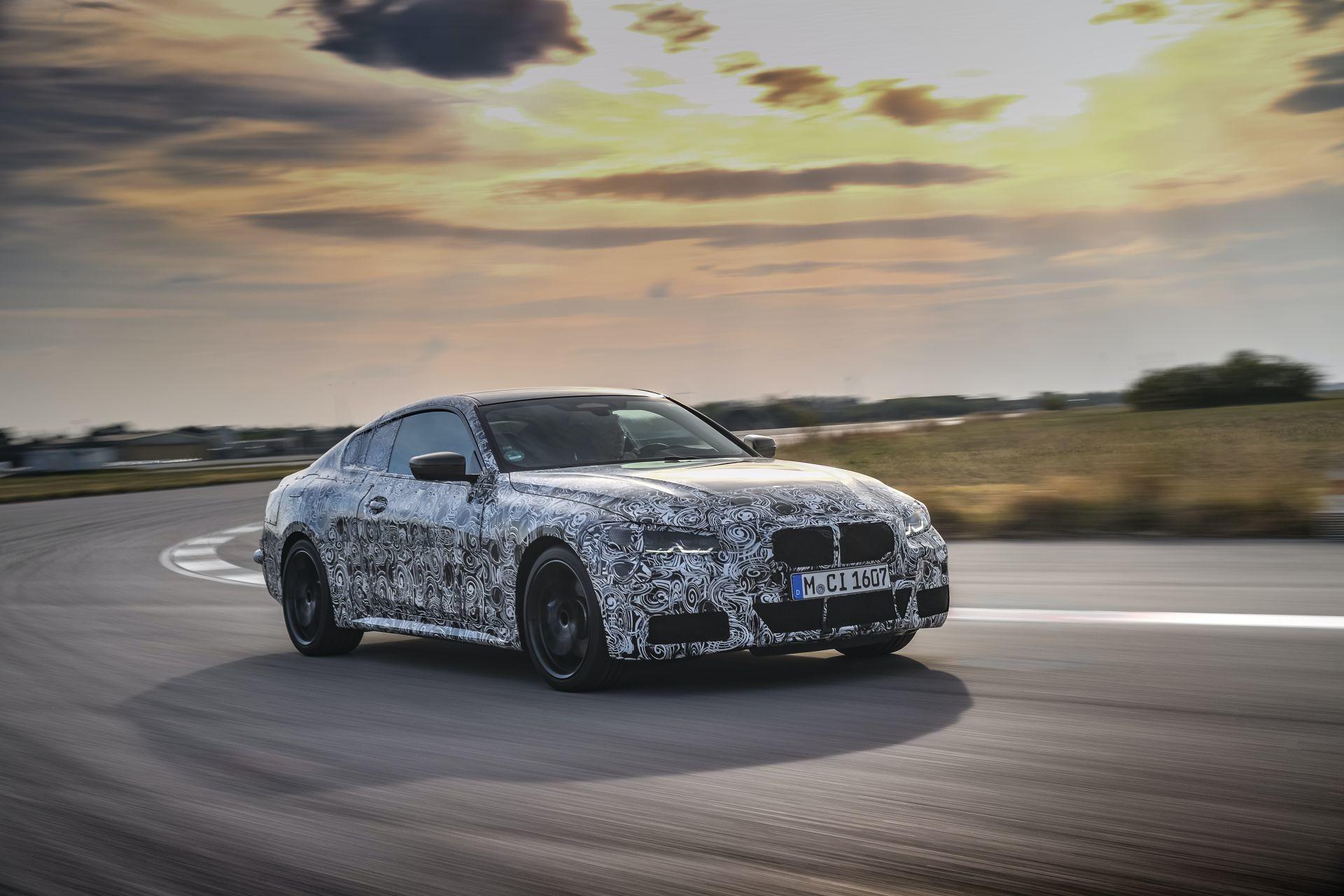 Foto de BMW Serie 4 2021 (fotos espía) (3/38)
