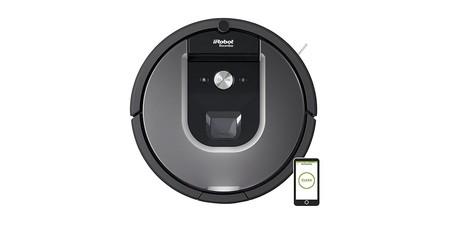 De la gama alta de iRobot, volvemos a tener en oferta en Amazon el Roomba 960 por 469 euros