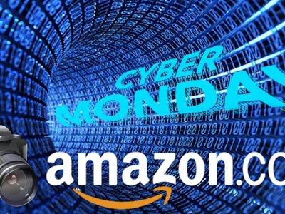 Cyber Monday 2017: las mejores ofertas en Fotografía en Amazon