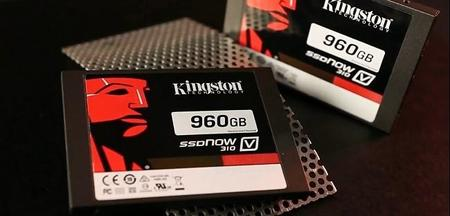 Kingston SSDNow V310 ofrece capacidad de 960GB y durabilidad de grado enterprise