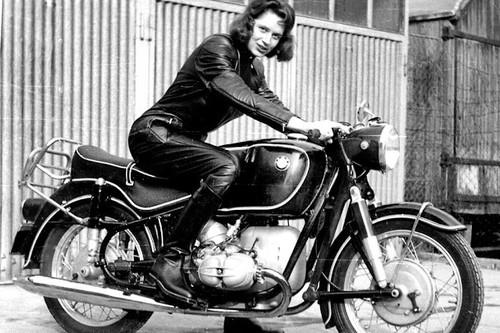 Estas son las siete mujeres que han demostrado que el motociclismo no es sólo cosa de hombres