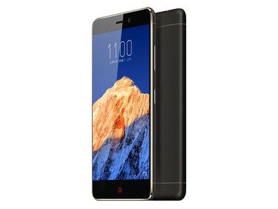 Nubia N1 Black, nueva memoria de 64GB para el móvil de los 5.000 mAh de batería