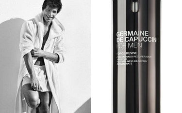Force Revive, lo último de Germaine de Capuccini For Men en cosmética anti-edad y anti-estrés