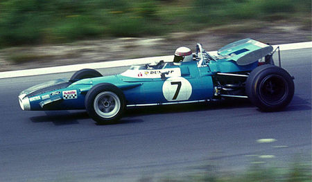 Jackie Stewart sobre Matra-Ford