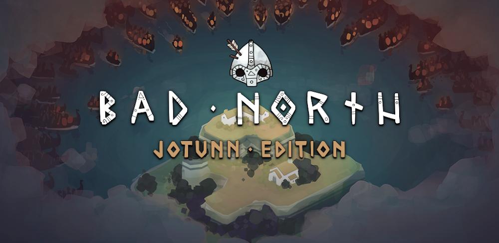 Bad North: Jotunn Edition llega a Android, un minimalista videojuego de táctica en período real