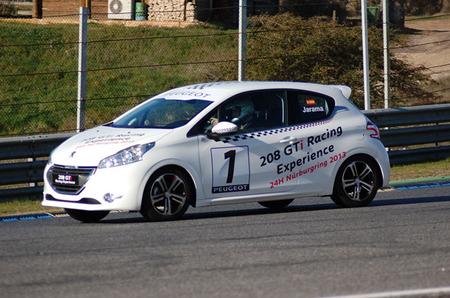 La Peugeot 208 GTi Racing Experience escogió a sus finalistas españoles