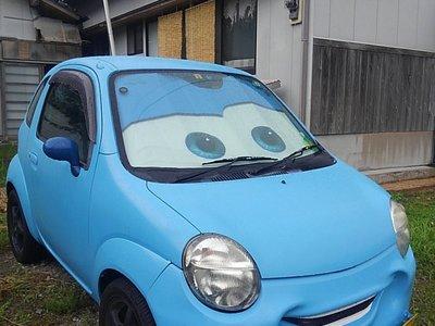 Los coches de la película 'Cars' existen de verdad porque los japoneses son así de frikis