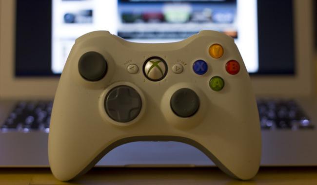 Xbox 360 Controller en Mac OS X