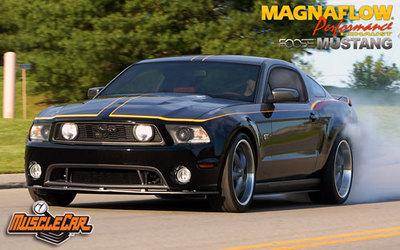 Chip Foose ya le ha metido mano al 2010 Ford Mustang GT