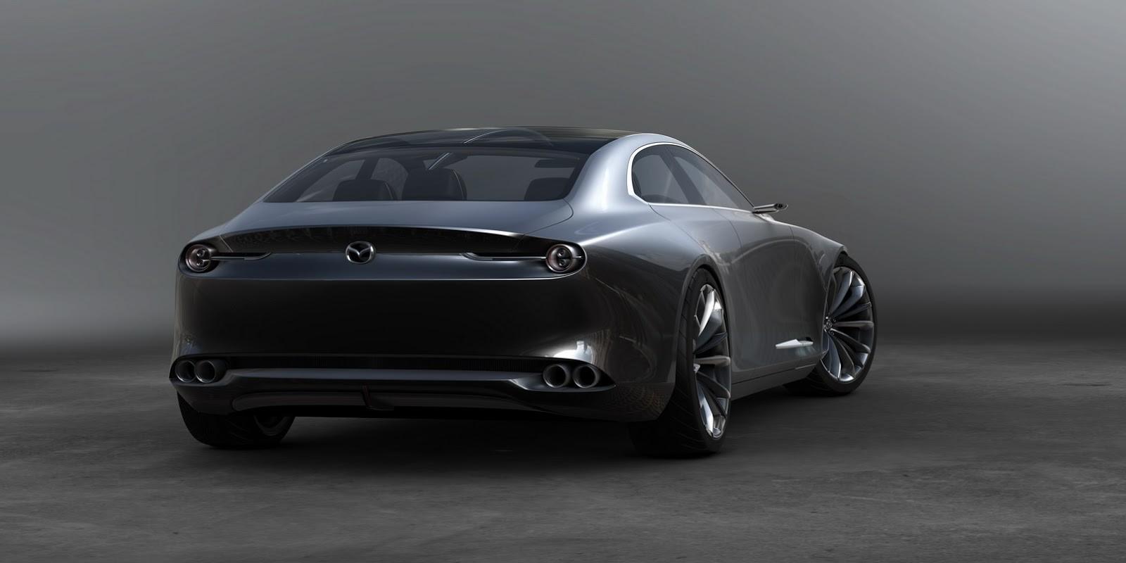 Foto de Mazda Vision Coupé Concept (7/13)