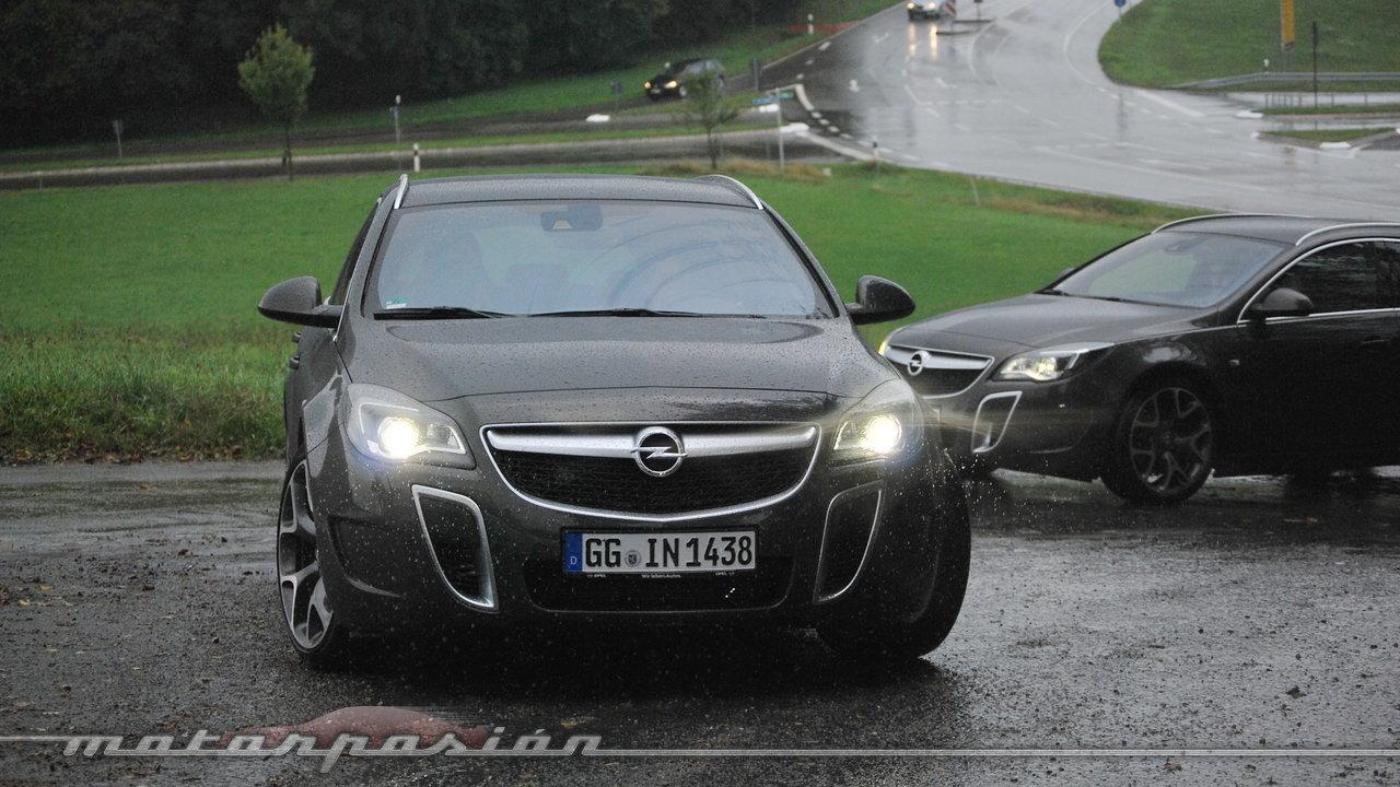 Foto de Opel Insignia OPC 2014 (presentación) (1/10)