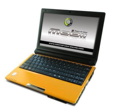 Mobii PC, ultraportátil que quiere destacar por su color