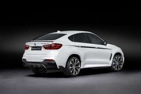 BMW X6 por M Performance