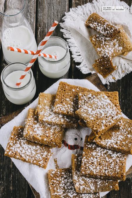 galletas de jengibre y vainilla