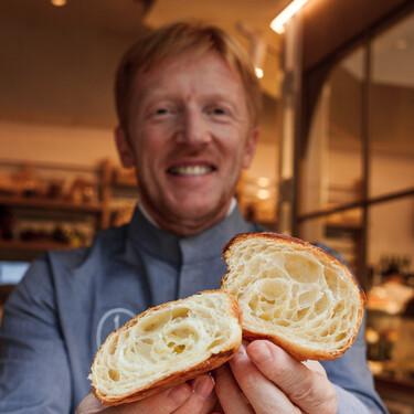 El ex casco azul que ha llevado la alta pastelería francesa a medio mundo nos explica cómo se identifican los buenos panes y croissants