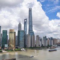 El ascensor más rápido del planeta está en la Shanghai Tower: 120 plantas en 53 segundos