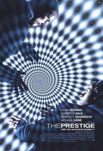 Nuevo póster de 'The Prestige' de Christopher Nolan
