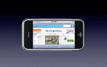 Safari en el iPhone, el navegador que cambió el mundo para siempre
