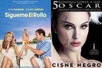"""Taquilla española   Aniston y Sandler no pueden con Portman, y """"nuestro cine"""" sigue dando pena"""
