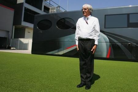 Bernie Ecclestone quiere bajar el precio de las entradas de la Fórmula 1