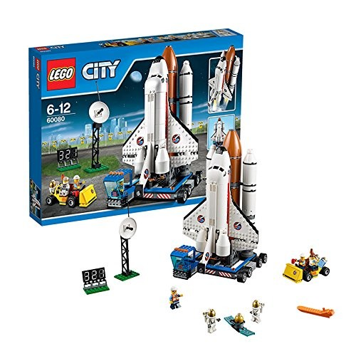 LEGO City - Puerto espacial
