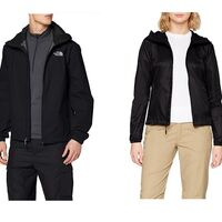 Chollos en tallas sueltas de abrigos y chaquetas The North Face, Helly Hansen y Columbia en Amazon