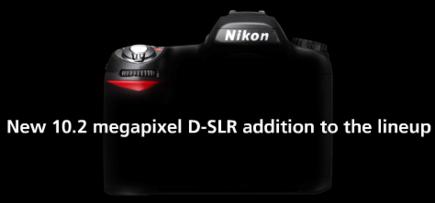 Nueva Nikon DSLR en 20 días