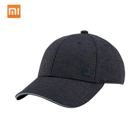 Gorra de béisbol Xiaomi por sólo 11,59 euros y envío gratis con este cupón de descuento