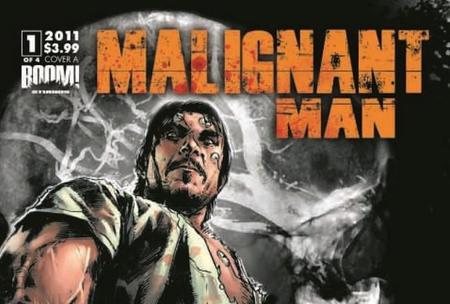 James Wan adaptará su cómic 'Malignant Man'