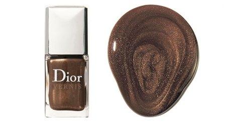 Bronze Libertine, el color de Dior para este Otoño-Invierno 2010/2011