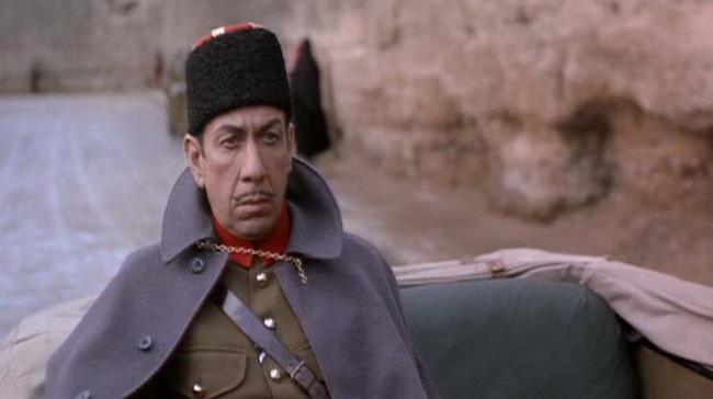 José Ferrer en 'Lawrence de Arabia'