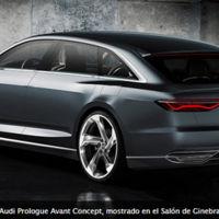 Audi Prologue Allroad Concept, probablemente en el Salón de Shangái