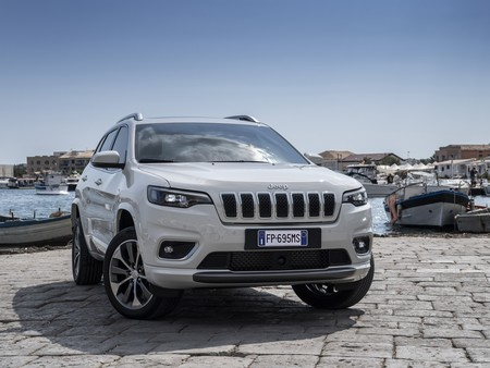 New Jeep Cherokee Overland 4