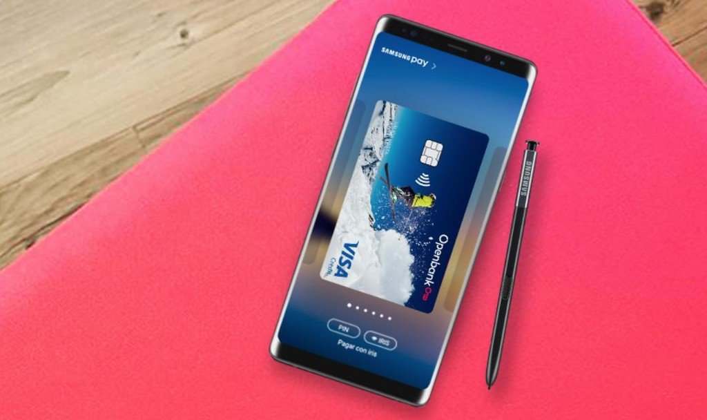 Samsung Pay adds Cajasur and Kutxabank to its list of supported banks