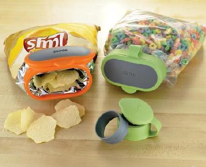 Bag Cap, una tapa para tus bolsas