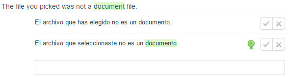 No Es Un Documento