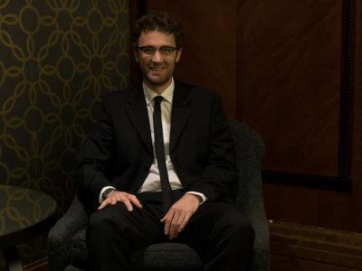 """Pedro Díaz Molins, ganador categoría """"mejorado"""" en los Sony Awards 2016: """"El surrealismo es un estilo que me atrae principalmente"""""""