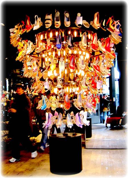 De compras por Londres II: si quieres lucir taconazo, cómprate un par de zapatos londinenses